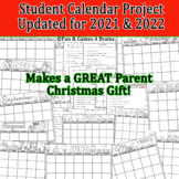 Christmas Gift Calendar Project-Perfect way to learn calen