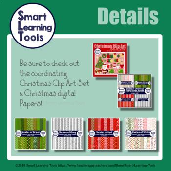 Christmas Gift Clip Art