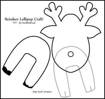 Christmas Gift Holiday DIY Giveaway Reindeer