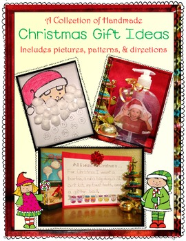 Christmas Gift Ideas and Patterns