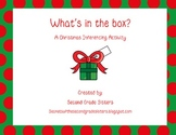 Christmas Gift Making Inferences