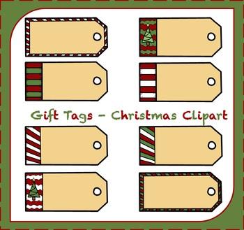 Christmas Gift Tags To Make.Christmas Gift Tag Clipart Christmas Clipart