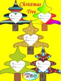 Christmas Activities - Gift Tags - Christmas  Tree - Writing - Clip Art