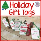 Christmas Gift Tags: Staff Appreciation Gift