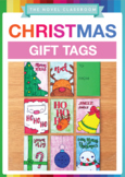 Christmas Gift Tags - Christmas Craft Activity