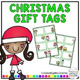 Christmas Gift Tags EDITABLE #ausbts18
