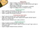 Christmas Gift Tags Grammar Packet