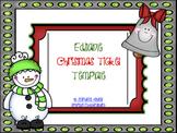 Christmas Gift Ticket