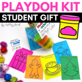 Christmas Playdoh Mat Gift for Students
