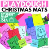 Christmas Playdoh Mat Gift for Students