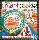 "Christmas Holiday Gift for Students | The ""Smart Cookie"" Jar"