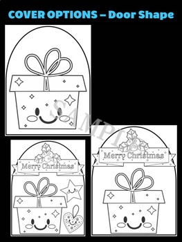 Christmas Gift with Star and Mistletoe Tags - Jackie's Crafts, Winter Activity