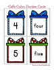 Christmas Gifts Galore Number Matching Cards