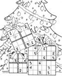 Christmas Gifts Sudoku