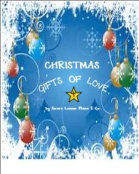 Christmas Gifts of Love - SmartBoard 11.4 - Windows OS