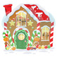 Christmas Gingerbread 2 Clipart | Instant Download Vector Art | Commercial Use