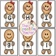 Christmas Gingerbread Alphabet Activity