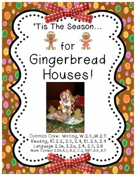 Christmas, Gingerbread, Building, & Grammar Fun!