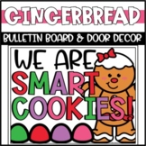 Christmas Gingerbread Bulletin Board or Door Decoration