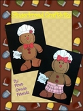 Christmas Gingerbread Craftivity