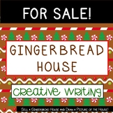 Creative Writing Christmas Gingerbread House