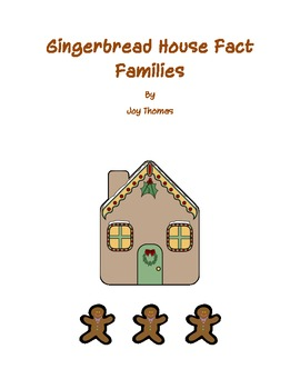 Christmas Gingerbread Houses Fact Families