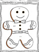 Christmas Gingerbread Man - Solving One-Variable, One-step Equations TEKS 6.10A