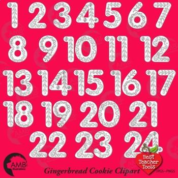 Stamp set numbers 123 big stamp advent calendar