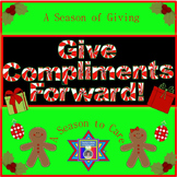 Christmas - Give Compliments Forward Activity for Christmas