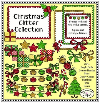 Christmas Glitter Collection