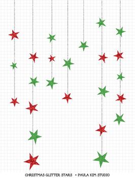 Christmas Clipart Stars