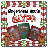 Christmas Glyph: Gingerbread House