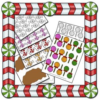 Christmas Glyph: Gingerbread House