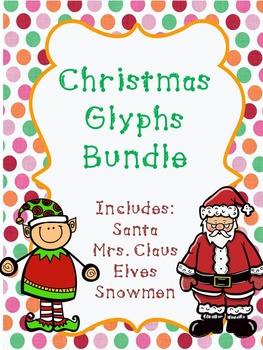 Christmas Glyphs Bundle