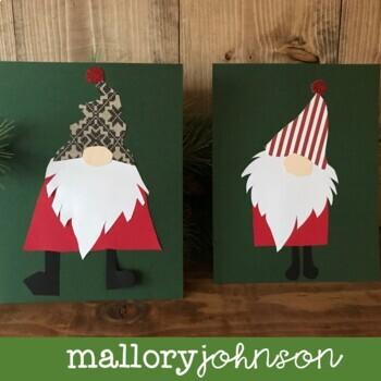 Christmas Gnome Craft