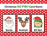 Christmas Go Fish Card Game, Preschool Christmas, Kinderga
