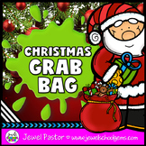 Christmas Grab Bag (Christmas STEM Activity and MORE)