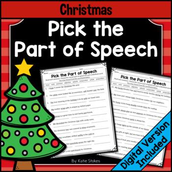 Christmas Grammar