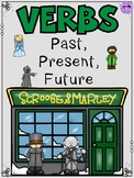 Christmas Grammar Craft (Past, Present, Future Verbs)