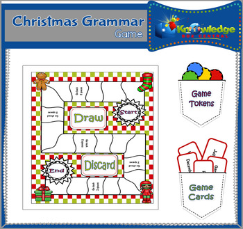 Christmas Grammar Game