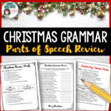 Christmas Grammar Activities