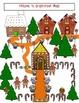 Christmas Graph/ Gingerbread Village