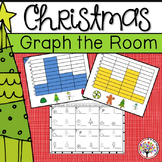 Christmas Graph the Room - A Count the Room FREEBIE