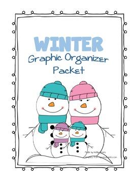 Winter Graphic Organizers