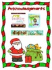 Christmas Graphing- Common Core Math Practice Worksheets