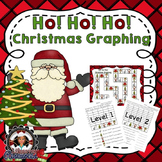 Christmas Graphing Game and Activity