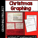 Christmas Graphing (How Many More, How Many Fewer)
