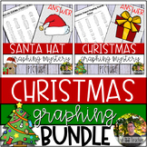 Christmas Graphing Mystery Picture BUNDLE