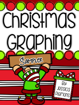 Christmas Graphing Sampler FREEBIE