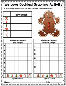 Christmas Graphing Unit